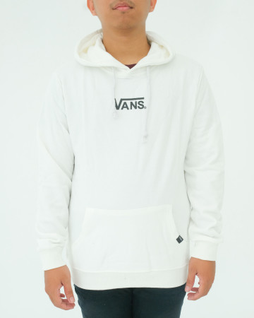 VANS OF THE WALL HOODIE - WHITE - 62016