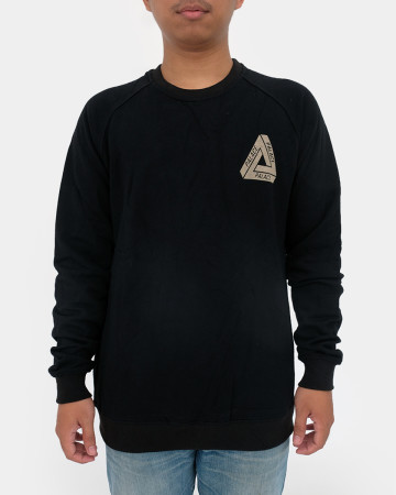Palace Long Sleeve T-Shirt - Black - 62081