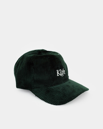 Kith Classic cap - Green - 62104
