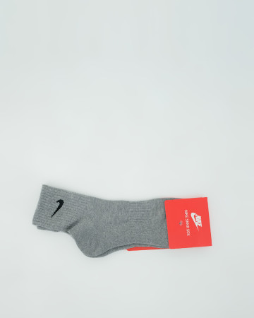 Nike Mid Sock - Grey - 62155