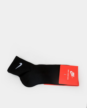NIKE SOCK MID - BLACK 62161