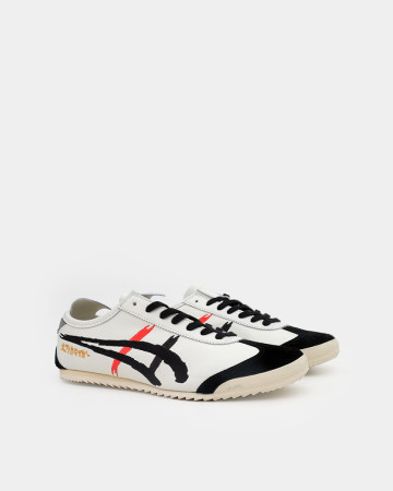 ONITSUKA MEXICO 66 DELUXE - White Black 13561