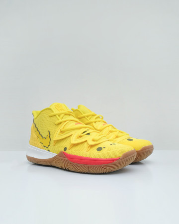 KYRIE 5 SPONGEBOB SQUAREPANTS - OPTI YELLOW - 13631