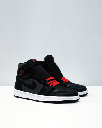 JORDAN 1 RETRO HIGH - BLACK GYM RED - 13643