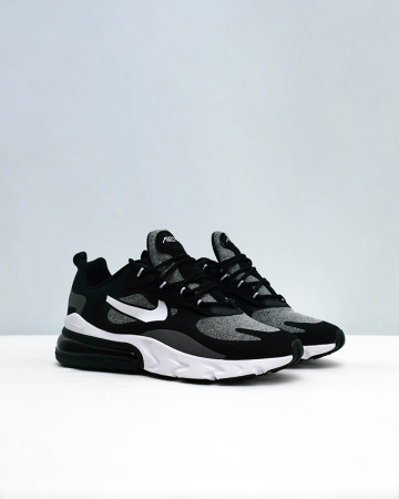 Nike Air Max 270 React Optical - Black Fast Grey - 13641