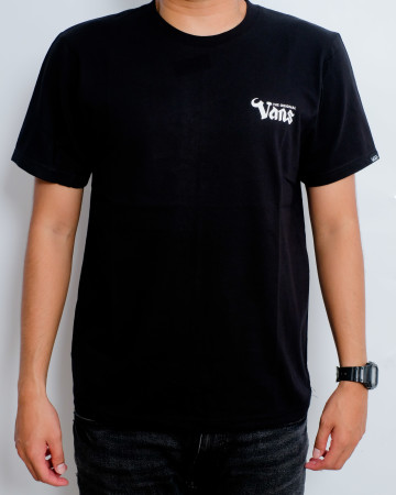 HIGH QUALITY T-SHIRT - Black - 61790