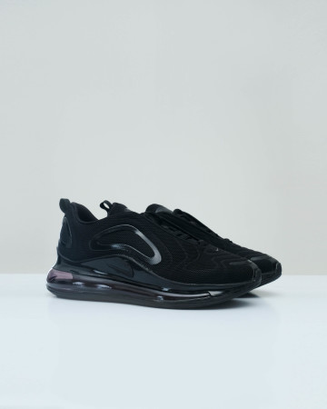 Nike Air Max 720 Black Mesh - Black Anthracite - 13653