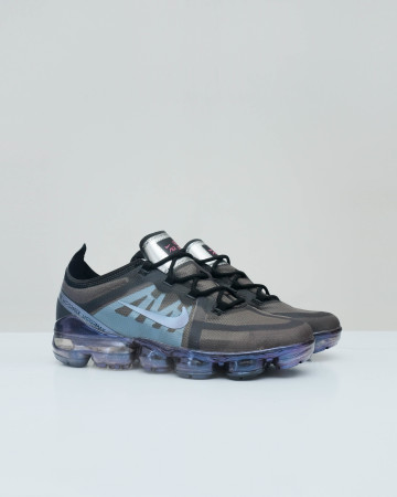 Nike Air VaporMax 2019 Throwback Future - Black Laser Fuchsia Anthracite - 13655