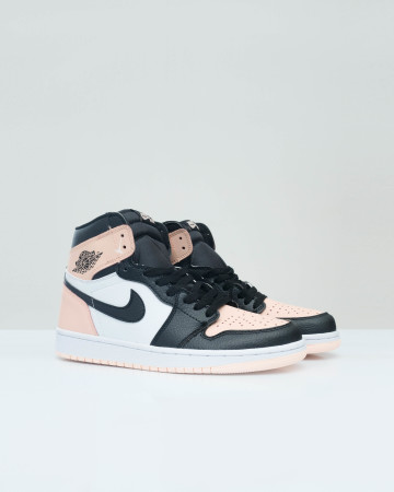 Jordan 1 Retro High Black Crimson Tint - Black Crimson Tint White Hyper - 13660