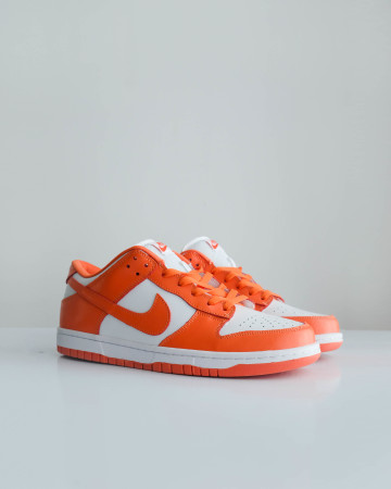 Nike Dunk Low Sp Syracuse (2020) - White/Orange - 13654