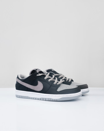 Nike SB Dunk Low J-Pack Shadow - Black shadow Grey White -13647