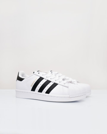 adidas Superstar Laceless White Black - Cloud White Core Black - 13661