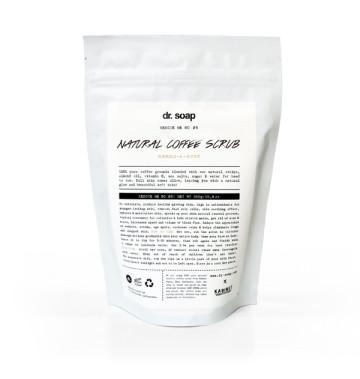 Natural Coffee Scrub 300gr image