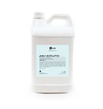Hand Antiseptic Balcony Breeze 5 Liters (Refill) image