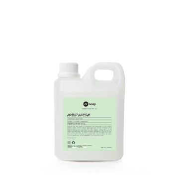 Hand Wash Iris Green 1 Liter (Refill) image