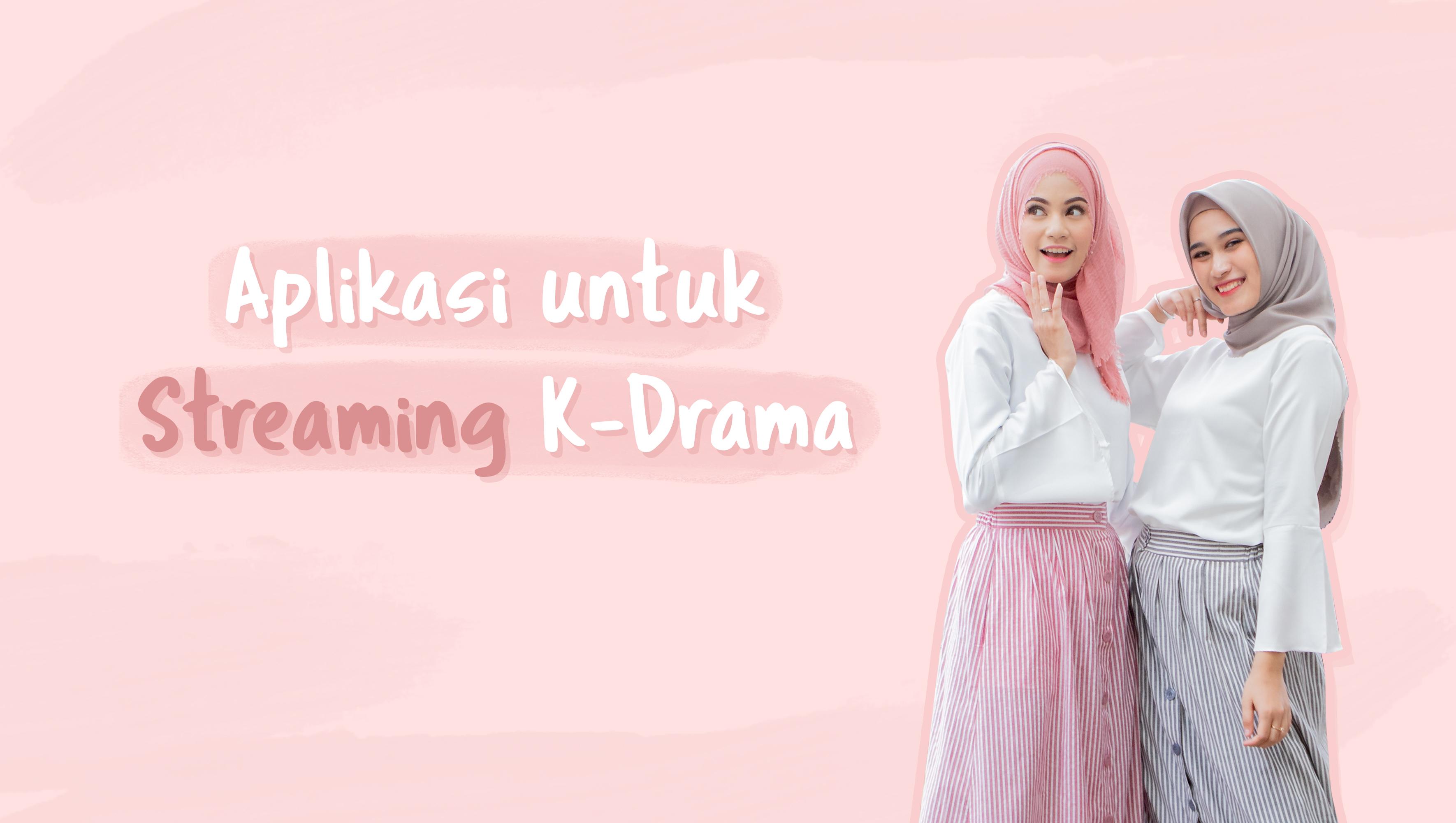 Aplikasi untuk Streaming K-Drama image