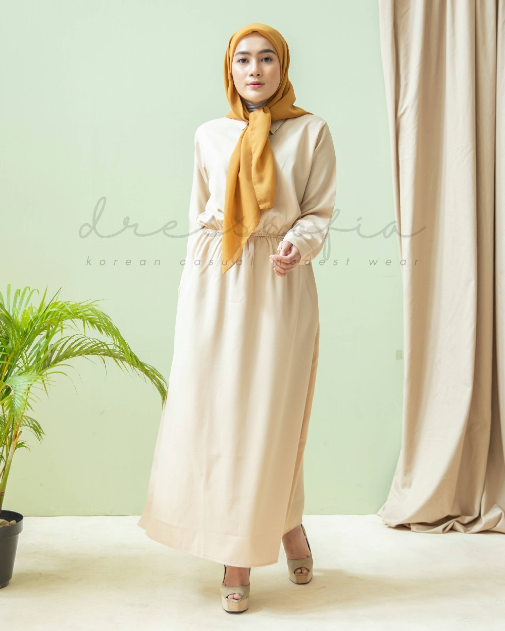 ANTALYA BASIC DRESS