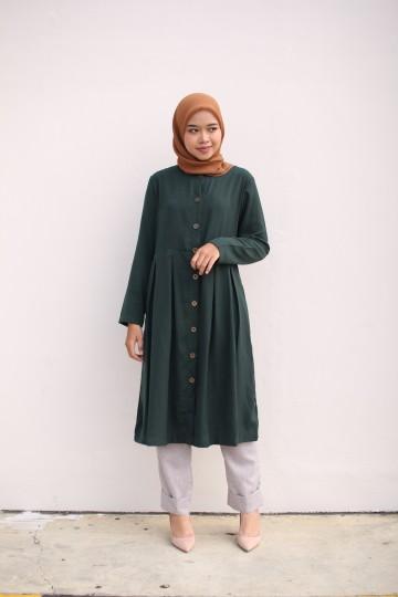 Ewha Dress Emerald reg image