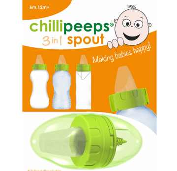 Chillipeeps 3 in 1 Spout image