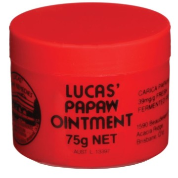 Lucas Papaw Ointment 75g image