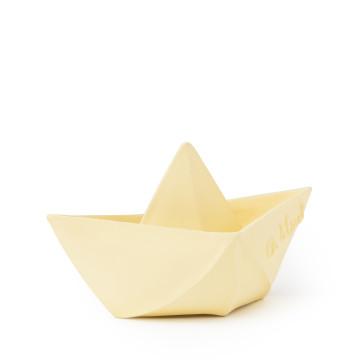 Oli and Carol Origami Boat Vanilla image