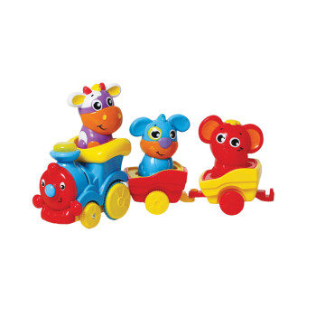 Playgro Jc Fun Friends Choo Choo Train image