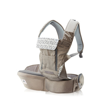 POGNAE NO. 5 PLUS Baby And Hipseat Carrier | Mocha image