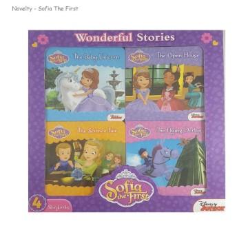 N-Disney Sofia 4 Books Box Set   24-47 Months image