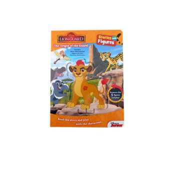 N-Disney Lion Guard Stories With Figures | 24-47 Months image