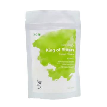 Herbilogy King of Bitters / Sambiloto Powder 100gr | Bubuk Herbal image
