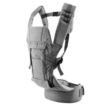 Haenim Hipseat Baby Carrier 9+ | Silver image