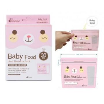 Dr.Mama Anti Bacteria Pack | Baby Food Bag 30pcs image