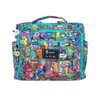 Jujube B.F.F. Kaiju City / Diaper Bag image