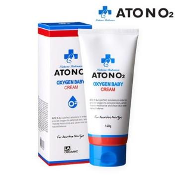 ATO N O2 Oxygen Baby Cream / Krim Bayi image