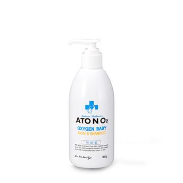 ATO N O2 Oxygen Baby Bath & Shampoo / Sabun Mandi Bayi / Shampoo Bayi image