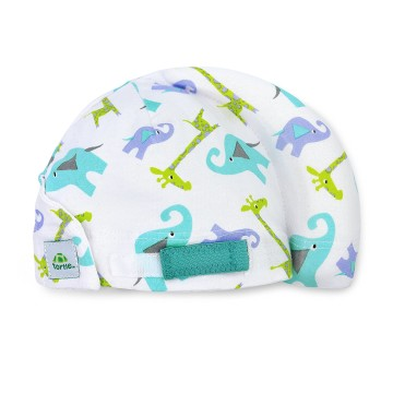 Tortle AIR Print Lucky Elephant Head Repositioning Beanie image