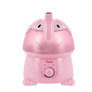 Crane USA Adorables Elly the Elephant Pink Air Humidifier image