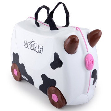Trunki Luggage Frieda Cow / Koper Anak image