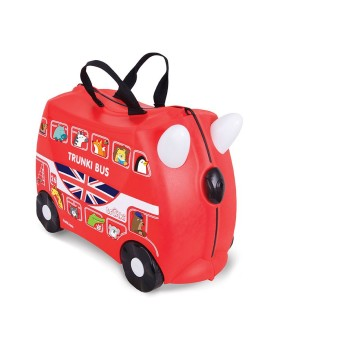 Trunki Luggage Boris Bus / Koper Anak image