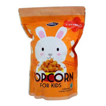 Popcorn Abefood Caramelo 80 gram | Snack Anak image