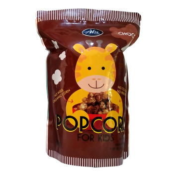 Popcorn Abefood Choco 80 gram | Snack Anak image