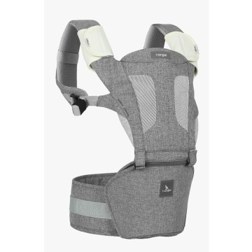 I-Angel Magic Melange Gray | Baby Carrier | Gendongan Bayi image