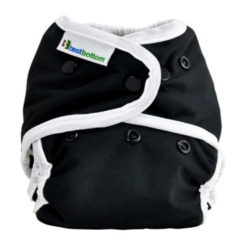 Best Bottom Cover Snap - Cookies And Cream Diaper Popok Kain image