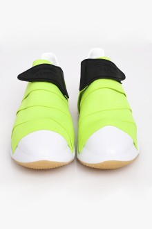 Neon Green Strap Shoes