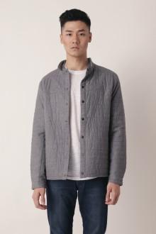 Grey Down Jacket
