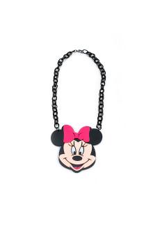 Black Mini Chain Necklace