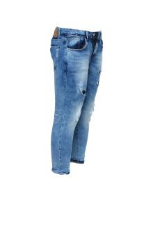 Blue Painter Jeans