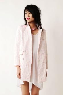 Coat Lace Pink