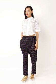 Printed Piyama Pants