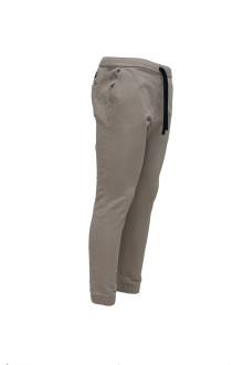 Khaki Jogger Pants